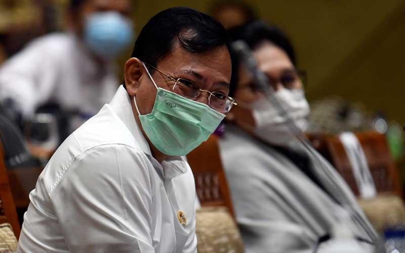 Keberadaan Menkes Terawan Dipertanyakan Setelah Kasus Covid-19 Indonesia Meningkat