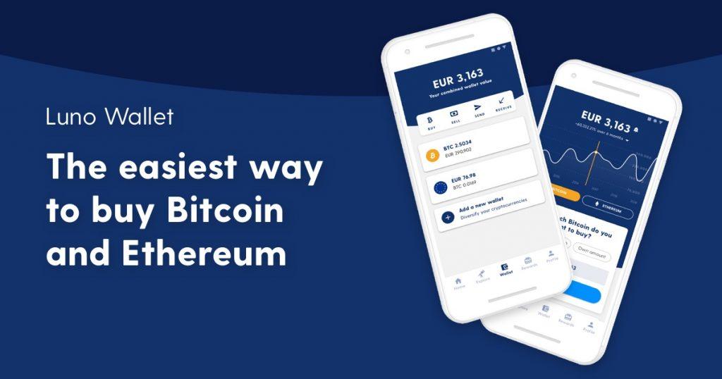 Aplikasi Bitcoin Terbaik Luno