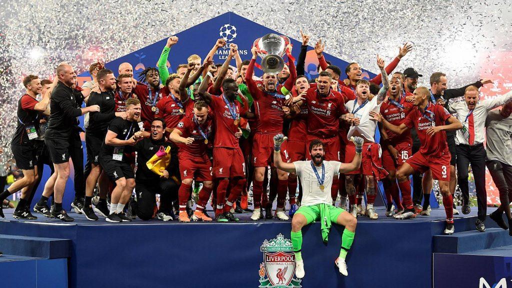 liga champions 2021