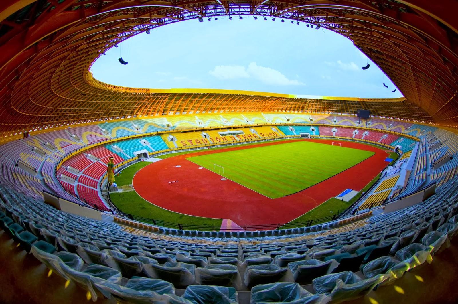 5+ Stadion Sepak Bola Paling Unik Di Dunia