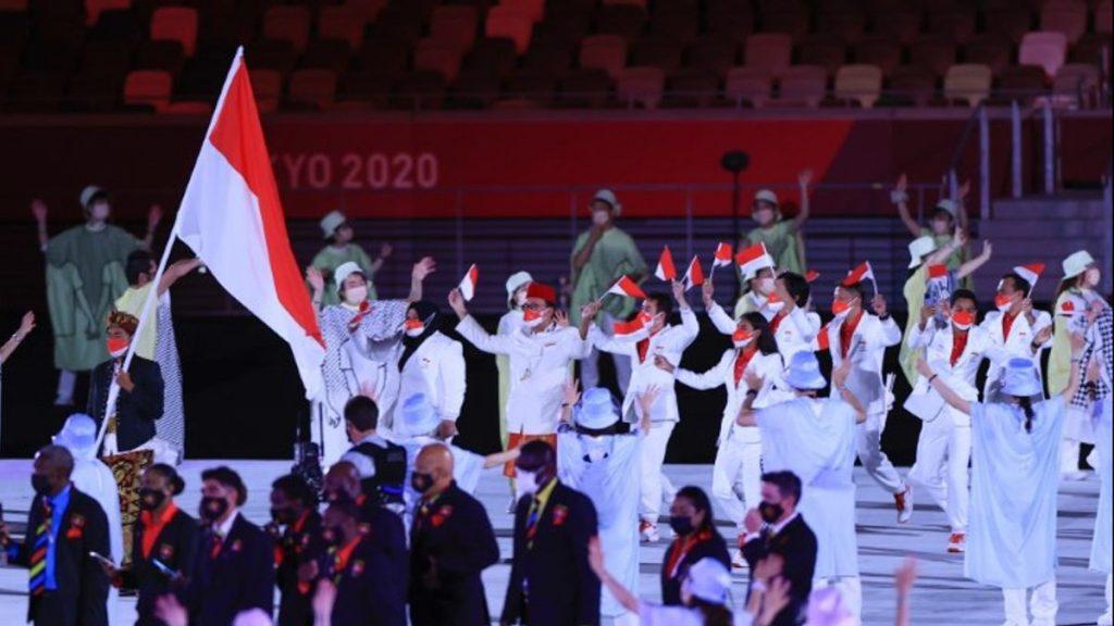 Perolehan Medali Olimpiade Indonesia