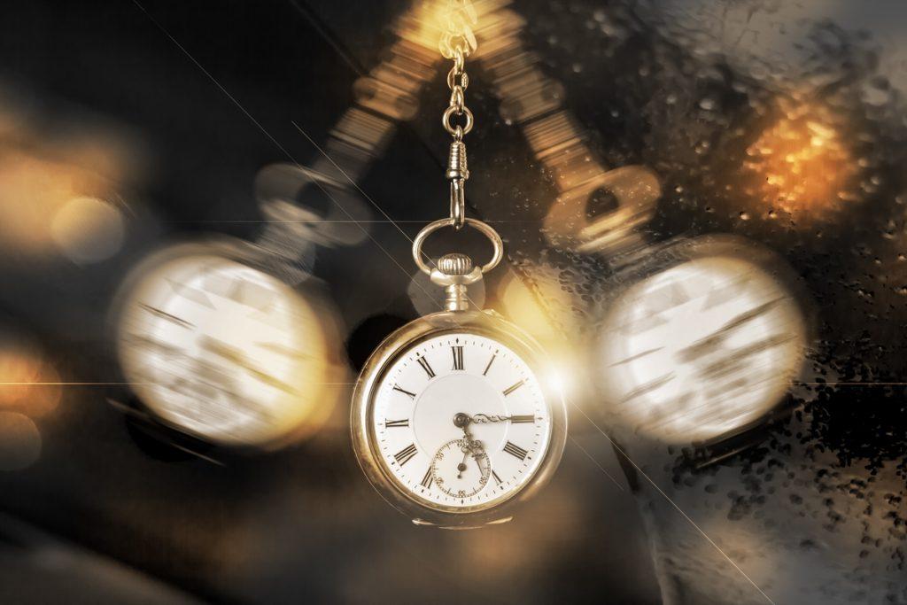 Disorientasi Waktu