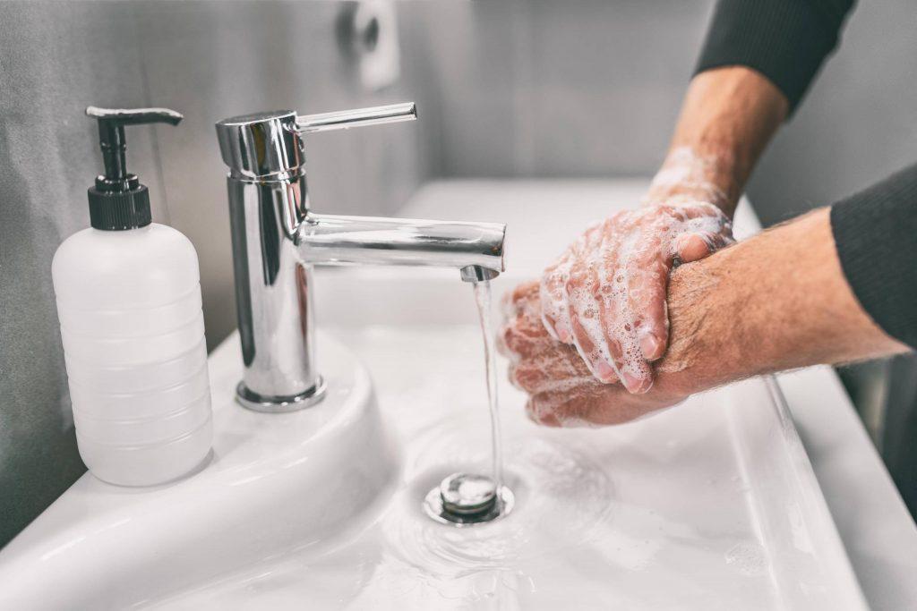 Rajin Mencuci Tangan covid 19