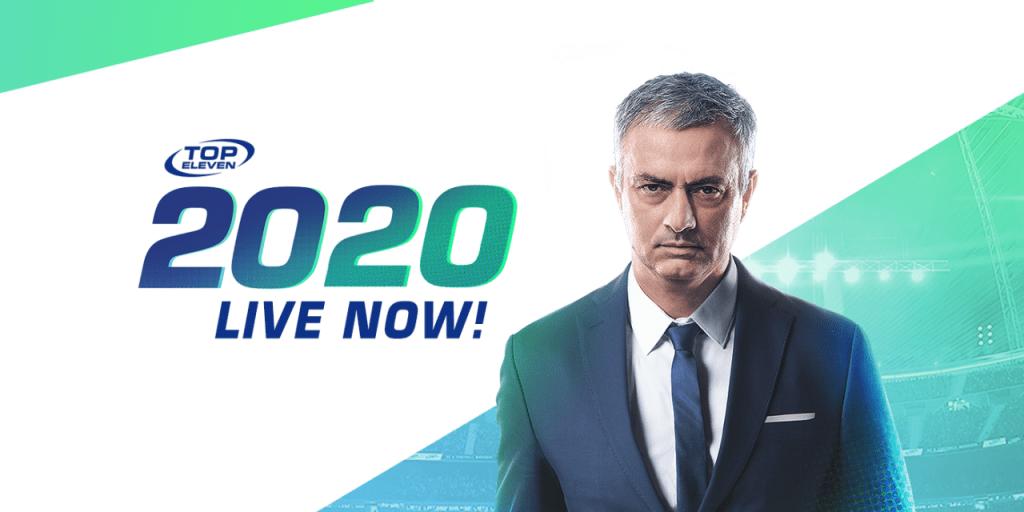 Top Eleven 2020 Game Sepakbola