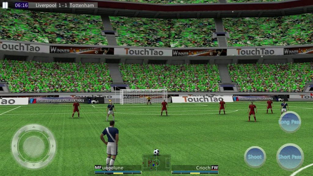 World Soccer League Game Sepakbola